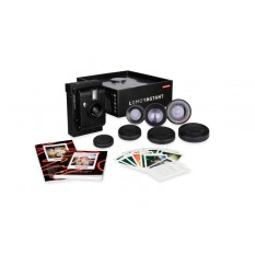 LOMO INSTANT & LENSES BLACK