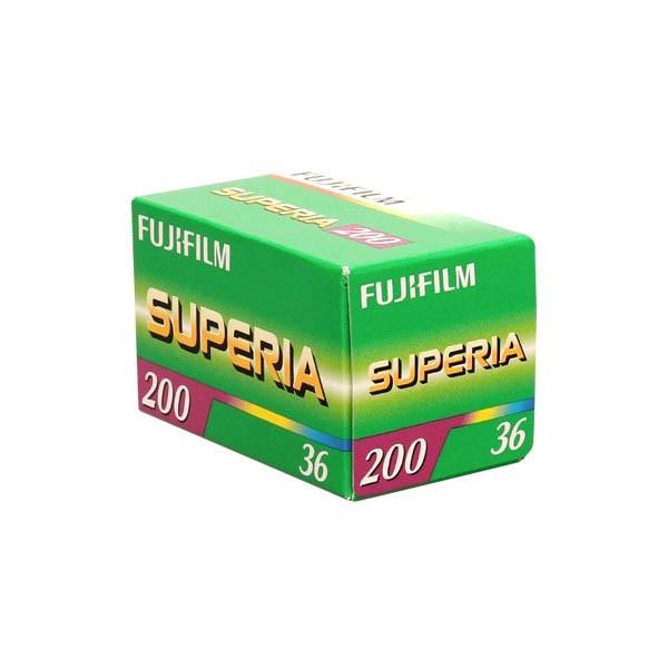 FUJI SUPERIA 200 135-36