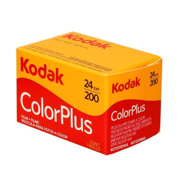 KODAK COLORPLUS 200 135 24