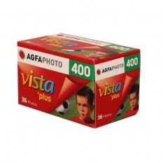 AGFA VISTA PLUS 400 135 36