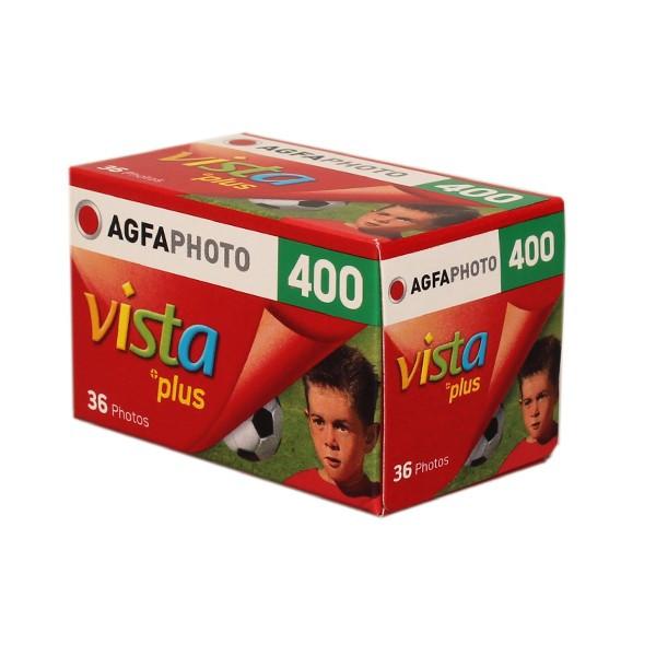 AGFA VISTA PLUS 400 135 36