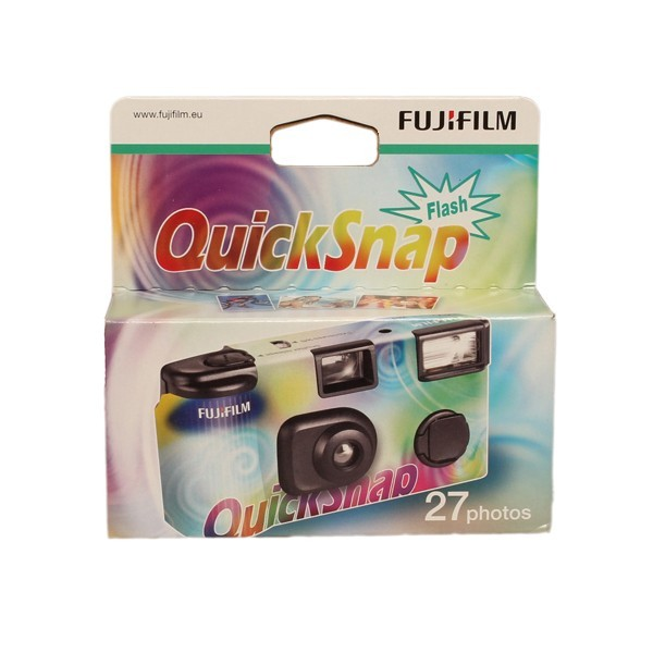 FUJI QUICKSNAP FLASH 27 POSES
