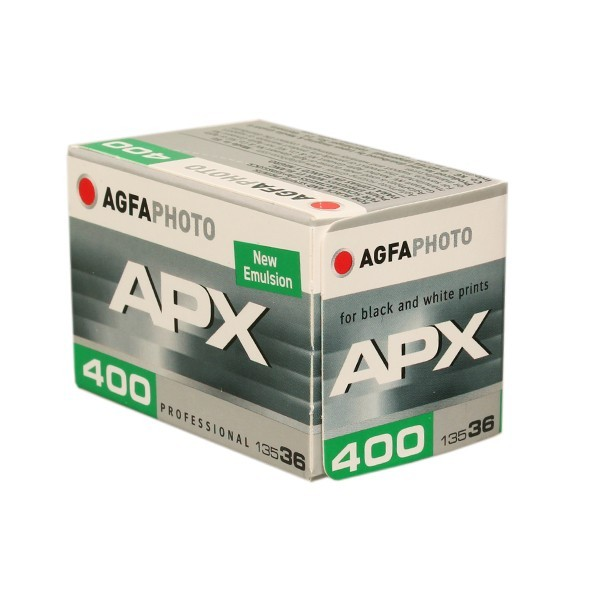 AGFA APX 400 135-36
