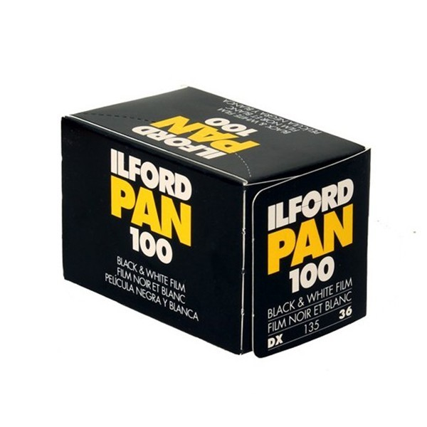ILFORD PAN 100 135 36