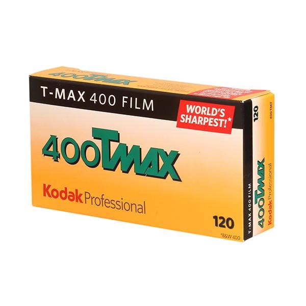 KODAK TMAX 400 120 X5