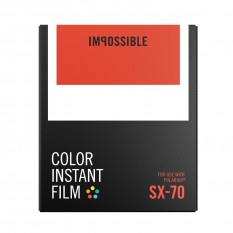 IMPOSSIBLE COLOR  SX-70 3.0