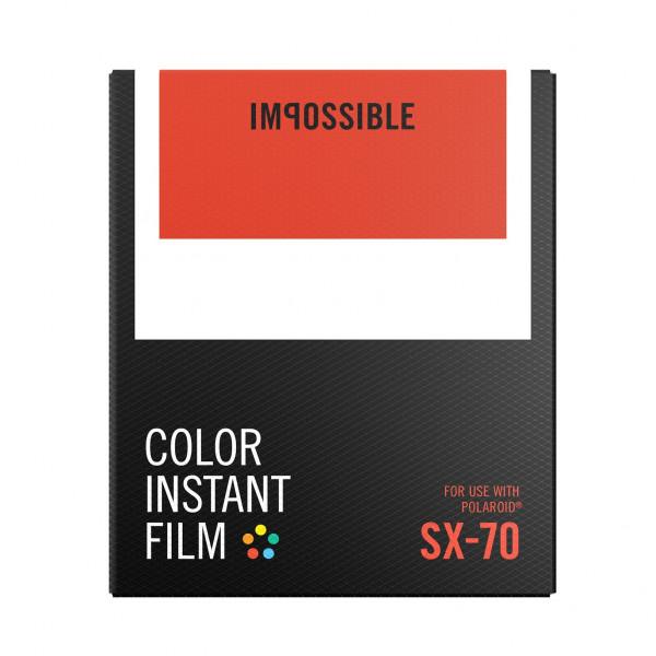 IMPOSSIBLE COLOR  SX-70 3.0