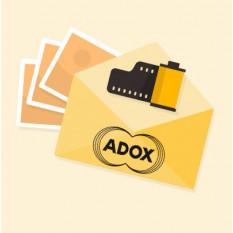 DEVELOPPEMENT SEUL FILM ADOX CMS 20 II PRO