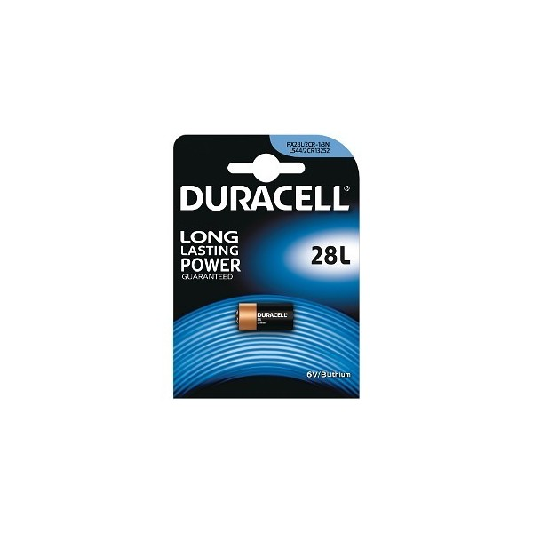 Pile DURACELL PX28L