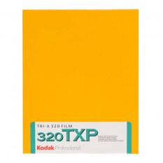 KODAK 320 TXP 400 4X5 INCH