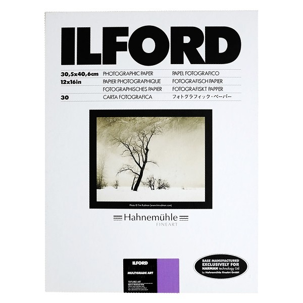ILFORD MULTIGRADE ART 300 30X40 30 FEUILLES