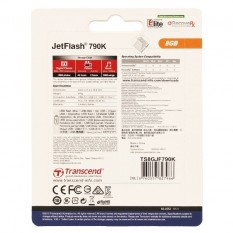 TRANSCEND JETFLASH 790K 8GB