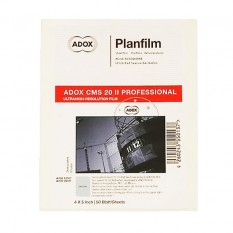ADOX CMS 20 II PRO 4X5 INCH