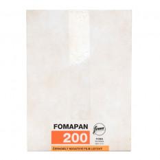 FOMAPAN 200 4X5 INCH