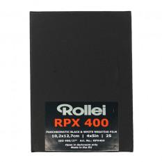 ROLLEI RPX 400 4X5 INCH