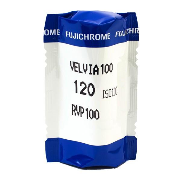 FUJI VELVIA 100 120