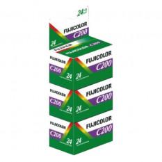 FUJICOLOR C200 135 24 X 3