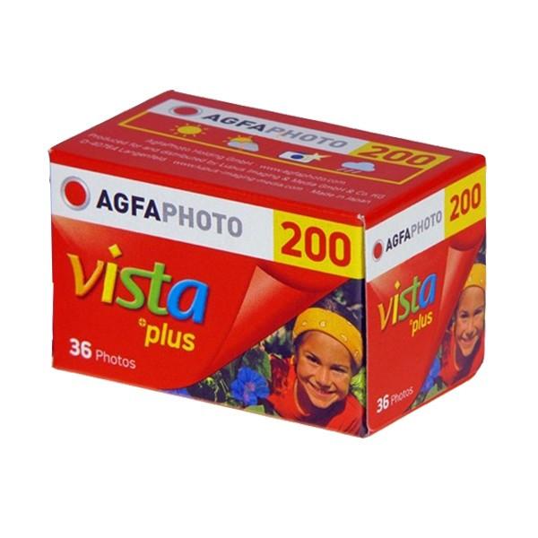 AGFA VISTA PLUS 200 135 36