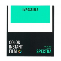 IMPOSSIBLE COLOR IMAGE & SPECTRA