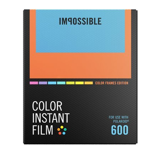 IMPOSSIBLE COLOR 600 COLOR FRAME
