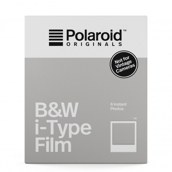 POLAROID BW I-TYPE