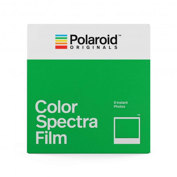 POLAROID COLOR IMAGE & SPECTRA