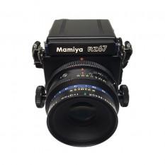 MAMIYA RZ67 + DOS 120 + 127MM