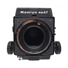 MAMIYA RB67 + DOS 120 + 180MM