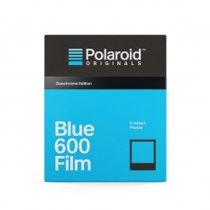 POLAROID 600 DUOCHROME BLUE