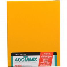KODAK TMAX 400 4X5 INCH 10 FEUILLES