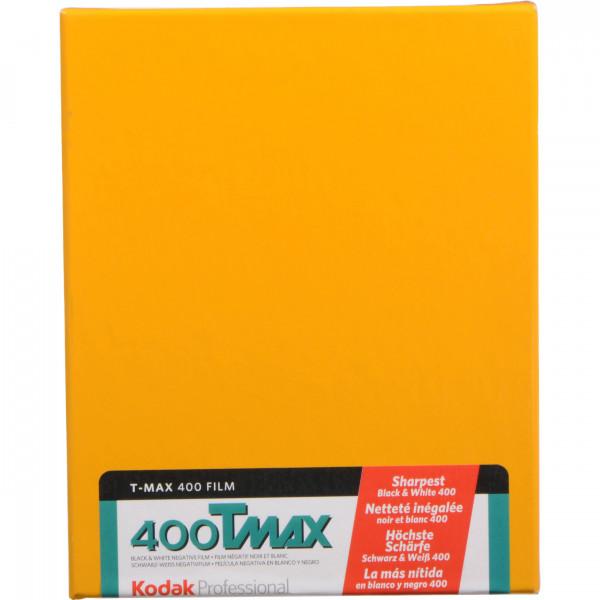 KODAK TMAX 400 4X5 INCH 10 SHEETS