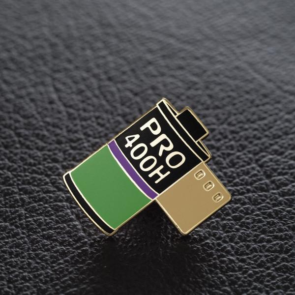 Pins Film PRO 400H