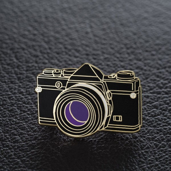 Pins SLR Gold