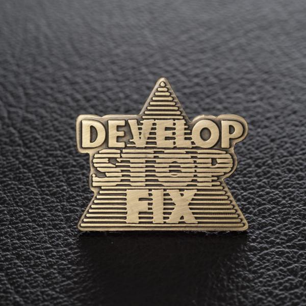 PINS DEV STOP FIX