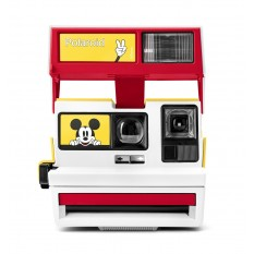 POLAROID 600 CAMERA DISNEY MICKEY MOUSE LIMITED EDITION