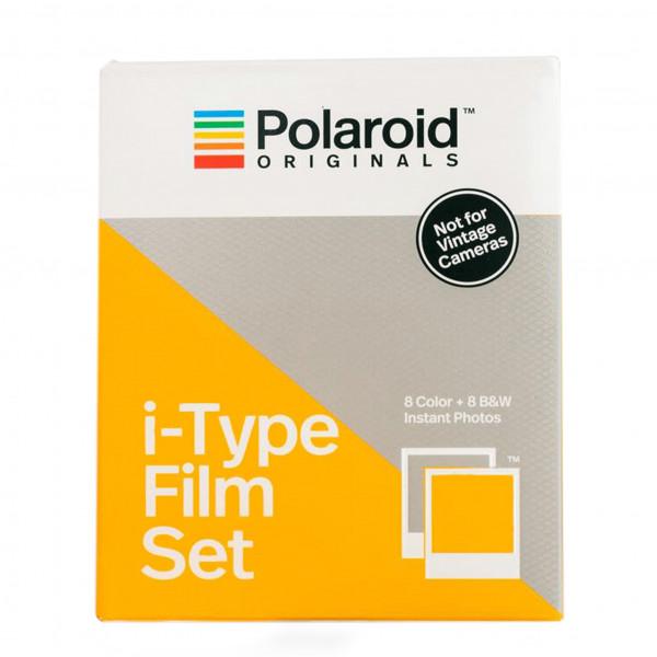 POLAROID I-TYPE FILM SET