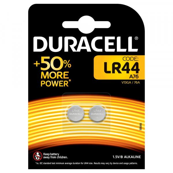 DURACELL LR44 ALKALINE 1.5V