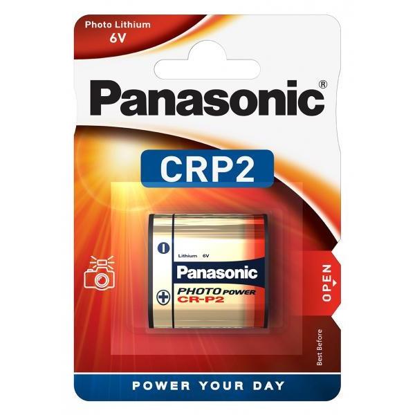 PANASONIC CR-P 2