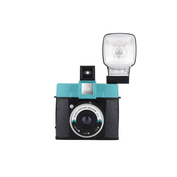 DIANA INSTANT SQUARE CAMERA FLASH STANDARD