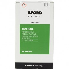 Ilford Simplicity Film Fix (100mL, 5-Pack)
