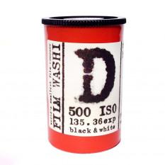 """FILM WASHI """"D"""" 500 135 36"""