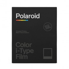 POLAROID I-TYPE COLOR BLACK FRAME