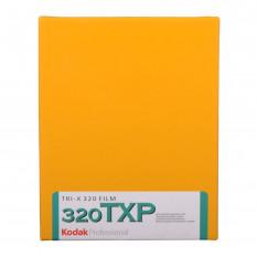 KODAK 320 TXP 8X10 INCH 10 SHEETS