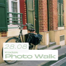 KODAK PHOTO WALK | AUGUST 28TH