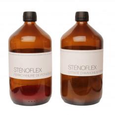 STENOFLEX cyanotype chemical : 2 x 1.0 L