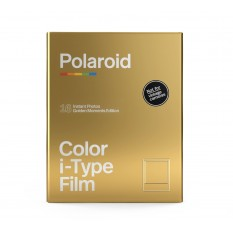 POLAROID I-TYPE GOLDEN DOUBLE PACK EDITION