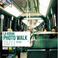 KODAK PHOTO WALK | 13 NOVEMBRE