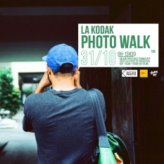 KODAK PHOTO WALK | 31 OCTOBRE