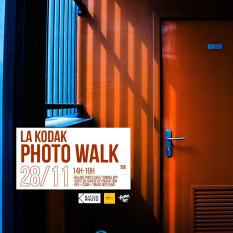 KODAK PHOTO WALK | 28 NOVEMBRE