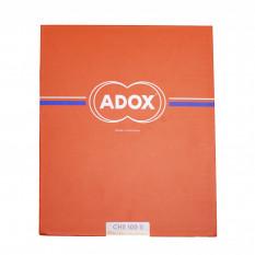 "ADOX CHS 100 II 8X10"" INCH 25 FEUILLES"